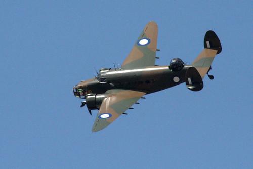 Warbird picture - Lockheed Hudson