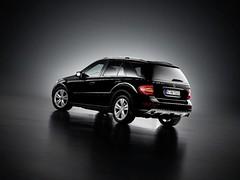 2008 Mercedes benz M-Class Facelift 3