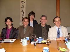 Cena alla Hitachi (vincenzo.moretti) Tags: nori matsuyama moretti tonomura