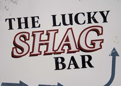Shag Bar...okay