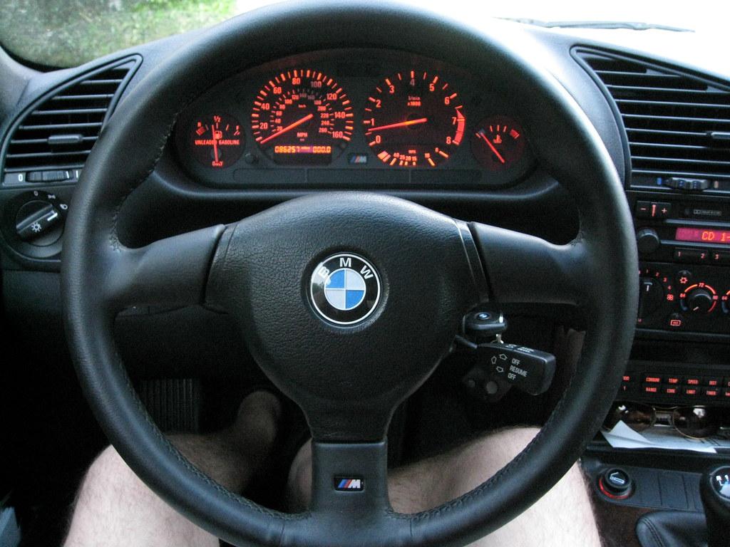 Installed M Tech Ii Steering Wheel Euro E36 Today