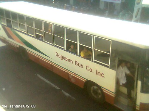 Dagupan Bus Co. Inc. 232