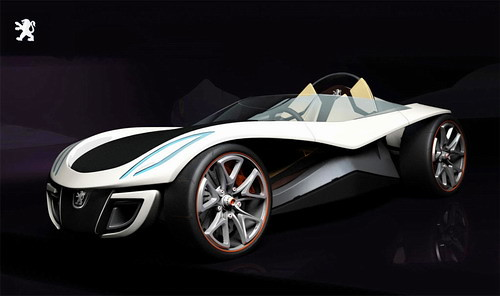 2008 Peugeot Design Competition Picture