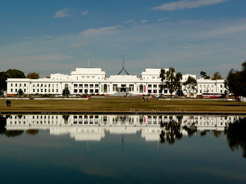 Old Parliament House, Fotografía: Richard Gifford