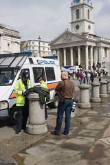 don't take pictures in london (noisia) Tags: london photography photographer trafalgar trafalgarsquare police terrorist criminal crime terrorism project365