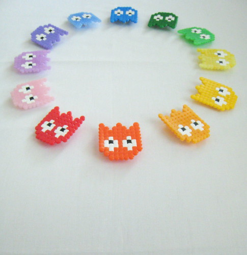 Pacman Ghostbroaches