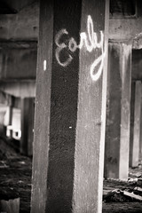 Early (SnakeTongue) Tags: abandoned station train kentucky ky louisville outing lpc baxterave
