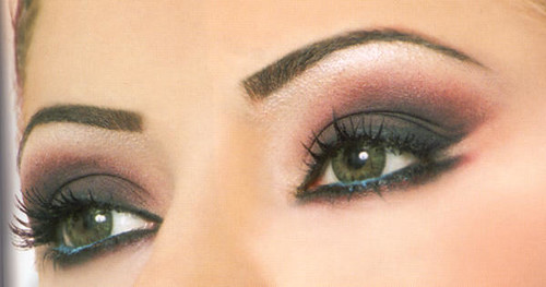 arabic bridal makeup. Your eyes and Arab makeup are