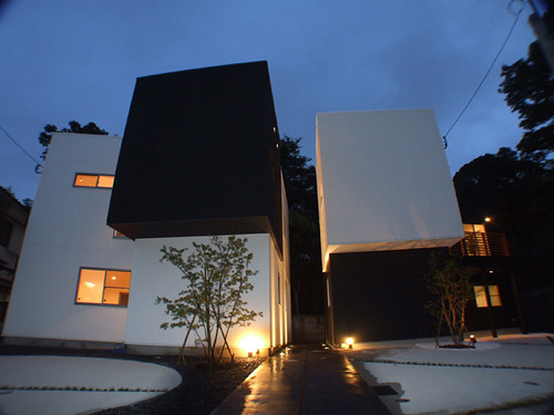 the latest japanese wooden house2,modern,house,design