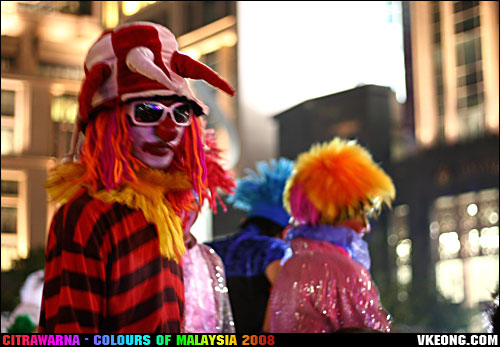 citrawarna clown