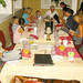 20070808 - Bethany Beach - IMG_3045 - Louise, Denise, Kim, Steve, Kathy, Steve - Magnolias
