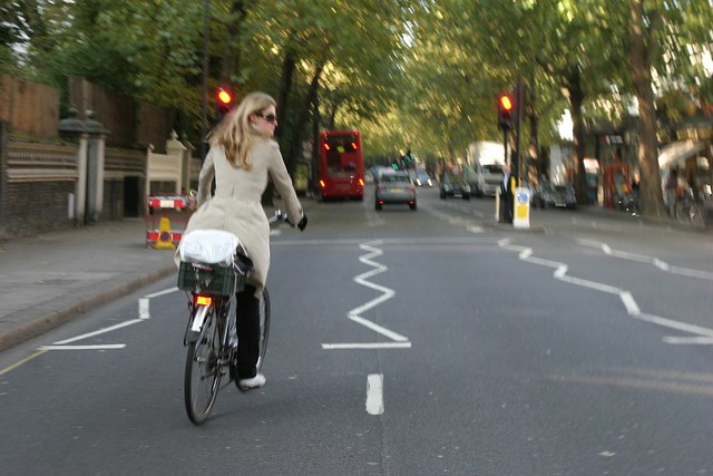 London Cycle Chic 1
