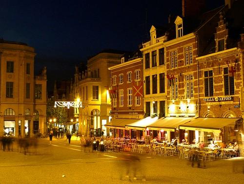Leuven city center: Grote markt