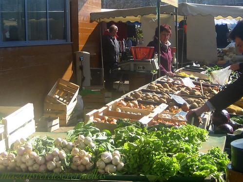 mercado de Pornichet