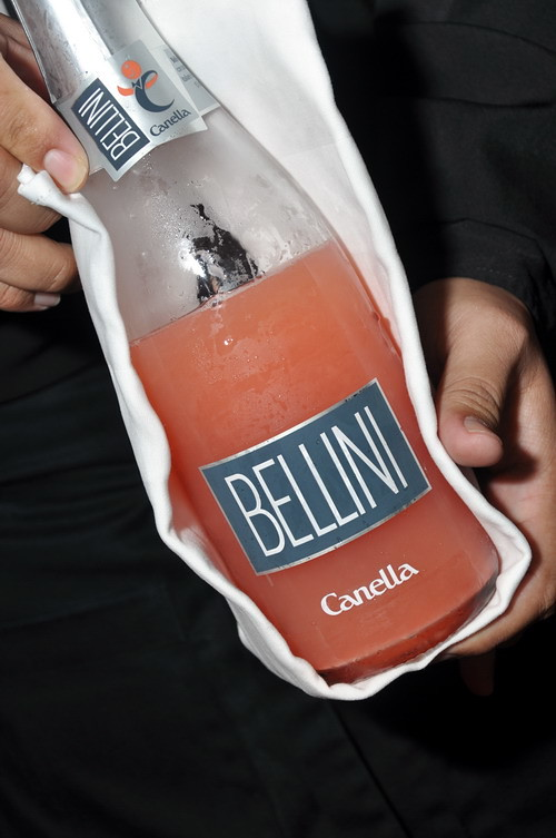 Canella Bellini Venezia Cocktail