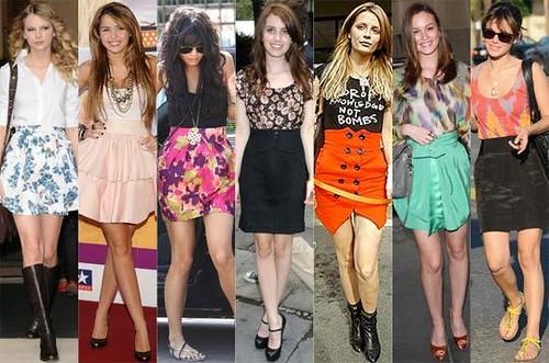 moda cintura alta 2012