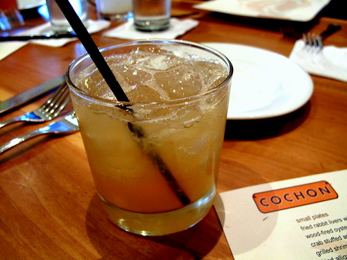 orange juice whiskey drink