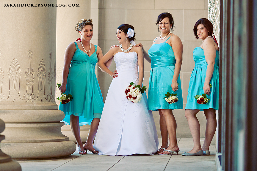 Nelson Atkins Museum of Art wedding photos