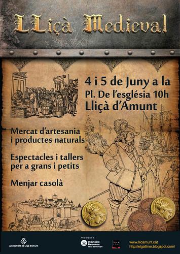 Fira Medieval Lliçà d'Amunt by rcarbonellcreaciones
