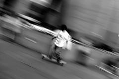 ill & iller = illest (damonabnormal) Tags: street urban blackandwhite bw motion art philadelphia nikon arty skateboarding skating oct skaters ill skater dope phl 2007 tite sik rippin d80 nikond80