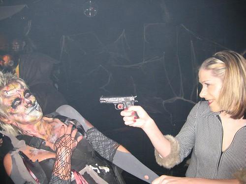 Gotcha, '80s Zombie Girl!