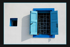 blue on blue (tomringwood) Tags: santorini greece lpwindows