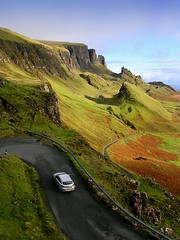 Quiraing, Isle of Skye (the44mantis) Tags: mountain skye island scotland escocia hebrides schottland schotland ecosse scozia
