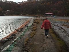 ma mere mignone avec anorak (shimekakehiroe) Tags: onsen matsushima naruko
