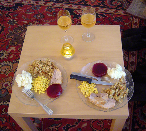 Thanksgiving - Table