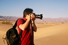 (magnifik 2.0) Tags: california 35mm deathvalley mesquitesanddunes canoncanonetql17giii caughtinaction 200speed magnifik wallgreensbrandedfilm manualfilmcamera nopsdpostprocessing magnifikstudio magnifikstudiocom