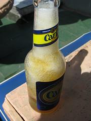 The Perfect Temperature of a Carib (TaranRampersad) Tags: ice beer trinidad sanfernando carib icecold trinidadandtobago