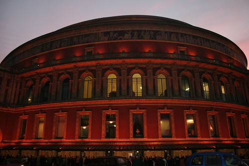 London - The Royal Albert Hall 3