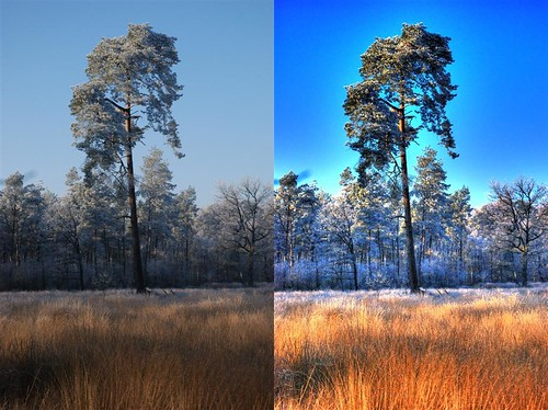 HDR before and after image 5