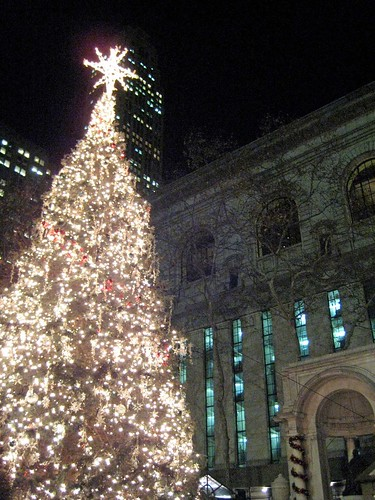 Christmas *magic* in New York