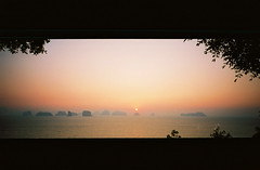 Beautiful morning (June) Tags: panorama color sunrise thailand island phuket phangnga diamondclassphotographer minoltariva sixsenseshideaway