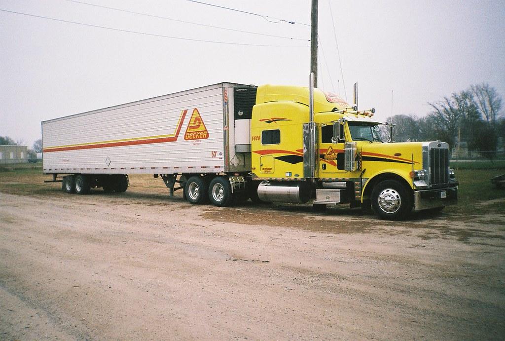 Jerry's Decker truck