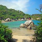 Parque Tayrona, Paradise