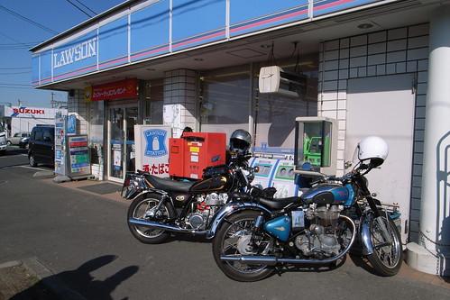 short touring to Miura