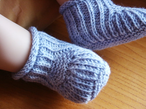 Knit Baby Sock Pattern Gallery Knitting Patterns Free Download