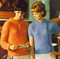 romantic glam 50's 1 (apples and aspen) Tags: knitting inspirations
