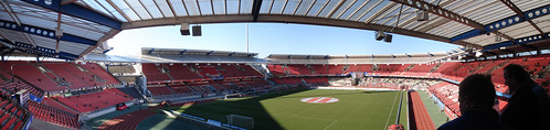 Frankenstadion Panorama