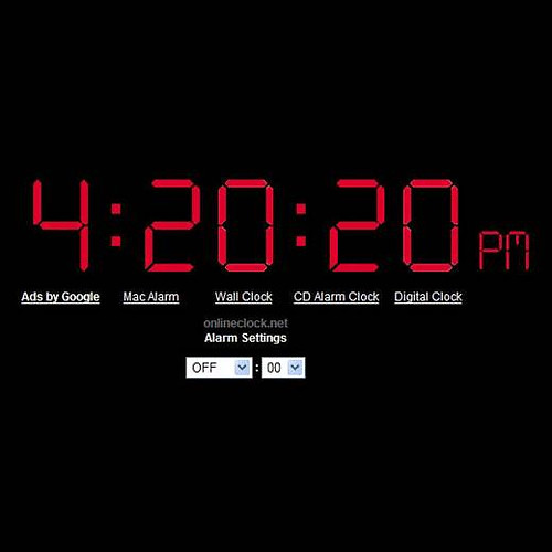 Alarma para pc. (Sin descarga)