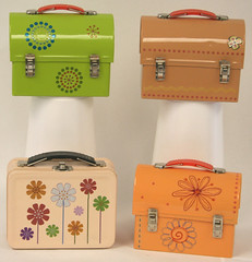 "Custom Decorated Mini Lunchboxes for sale • <a style=""font-size:0.8em;"" href=""http://www.flickr.com/photos/85572005@N00/2282503715/"" target=""_blank"">View on Flickr</a>"