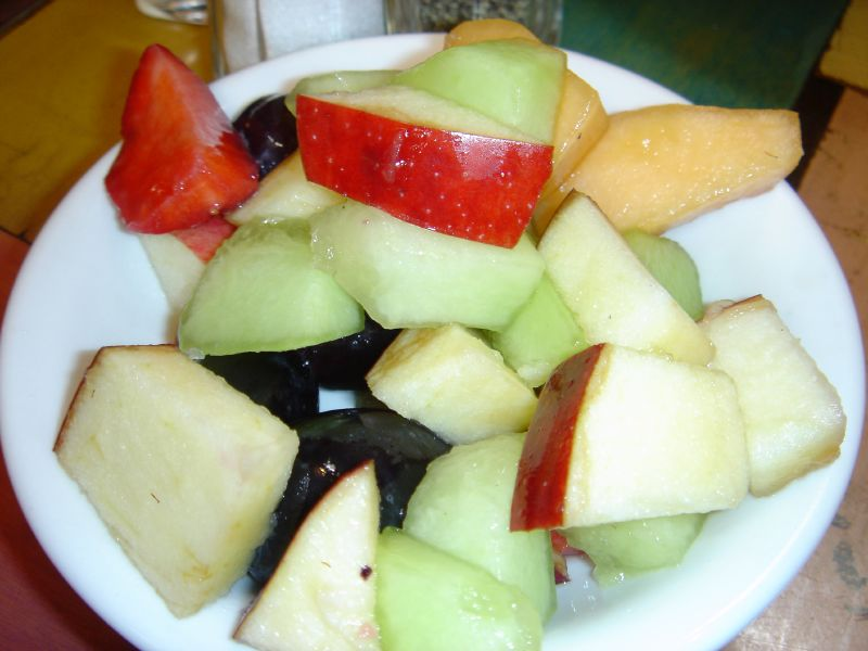 Fruit side