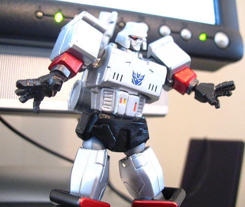 Thalidomide Megatron really really really hates you.