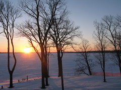 Sunset on lake detriot (eronoel) Tags: lake minnesota detriot