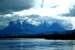 BluE PatAGoNiA (HeLMut G.) Tags: chile patagonia nature river adventure torresdelpaine the4elements mywinners flickrlovers