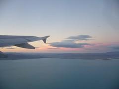 Ushuaia - Buenos Aires avion