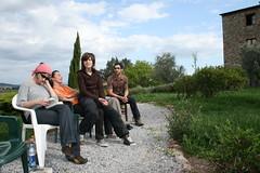 sunbath (deadroxy) Tags: italia karen joelle karma roxy anand montepozzali