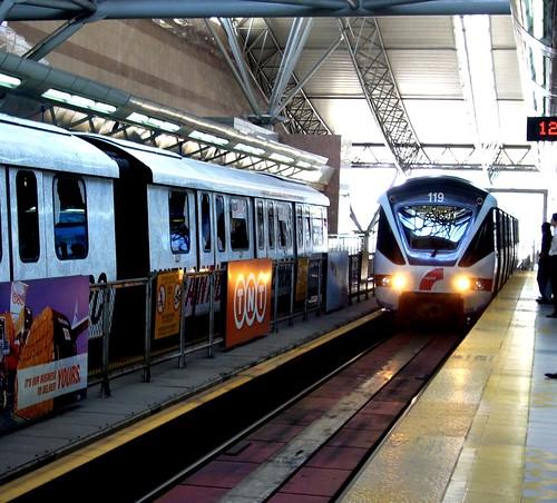 Putra trains